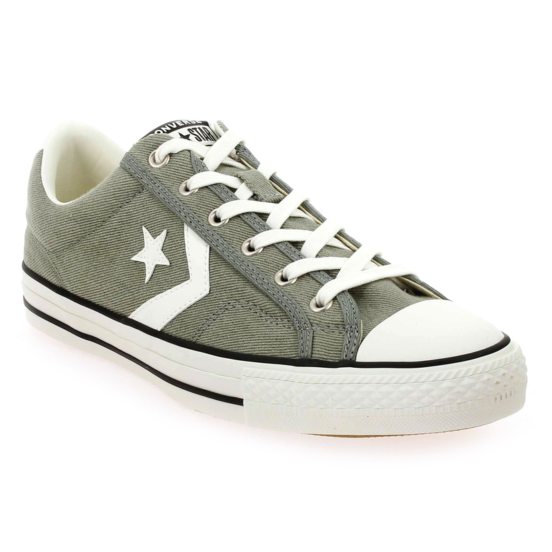 Chaussure Converse star player ox vert 5761901 pour Homme | JEF Chaussures