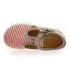 Chaussure Babybotte modèle MARIN, Rouge Taupe - vue 4