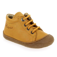 Chaussure Falcotto by Naturino modèle cocoon, jaune - vue 0