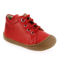 Chaussure Falcotto by Naturino modèle cocoon, rouge - vue 0