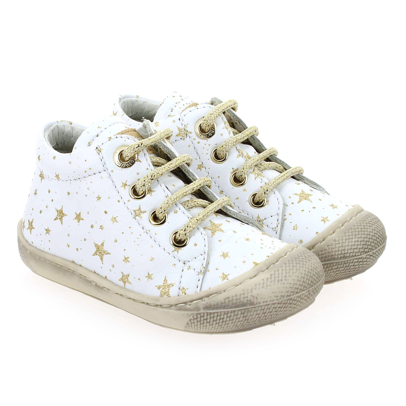 Chaussure Falcotto by Naturino cocoon blanc couleur blanc - vue 0