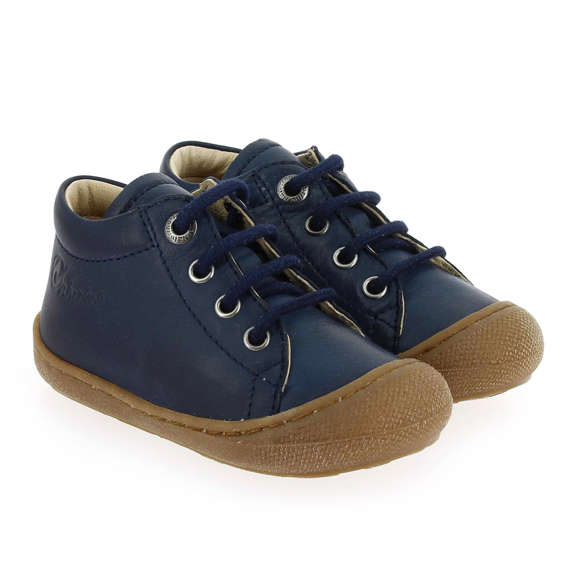 Chaussure Falcotto by Naturino COCOON bleu couleur marine - vue 0