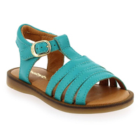 Chaussure Babybotte modèle TAMARA, Turquoise - vue 0