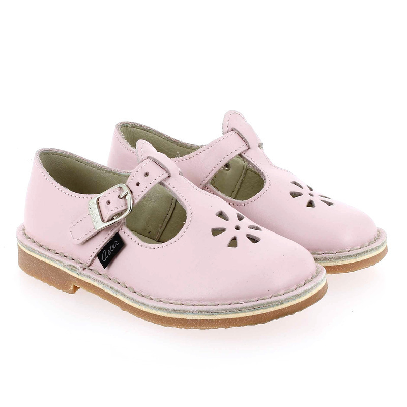 Chaussure Aster DINGO rose couleur Rose pastel  - vue 0
