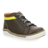 Chaussure GBB modèle QUITO , Taupe - vue 0