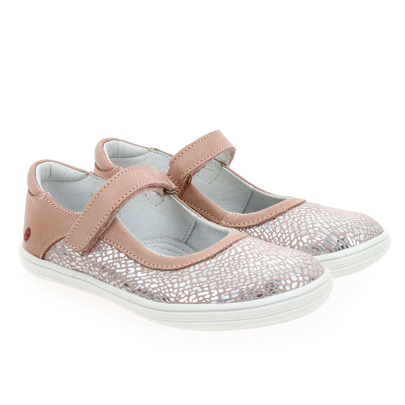 Chaussure GBB placida rose couleur rose - vue 0