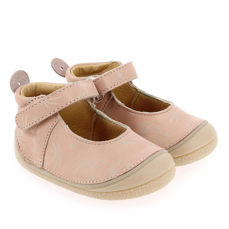 Chaussure Babybotte ziara rose couleur rose - vue 0