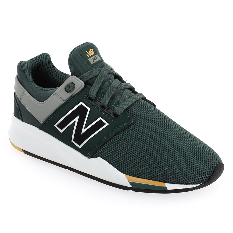 new balance kaki enfant