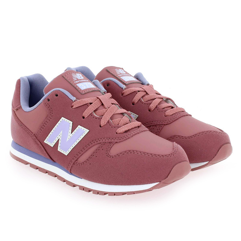 Chaussure New Balance YC 373 M CF rose couleur Rose violet - vue 0