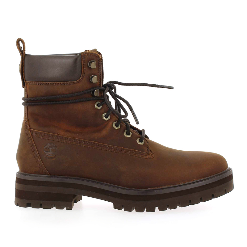 Chaussure Timberland COURMA GUY BOOT WP camel couleur Cognac - vue 1