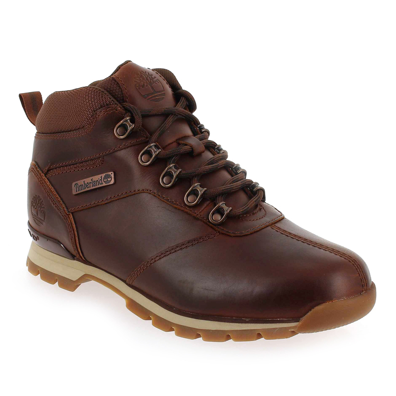 chaussures timberland marron homme