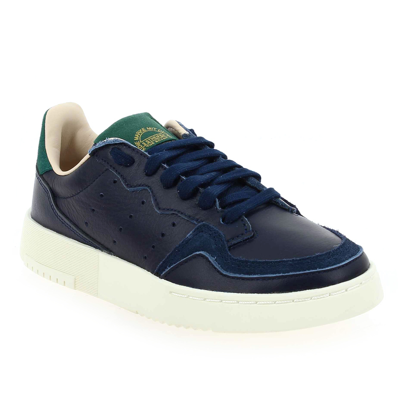 chaussures adidas bleues