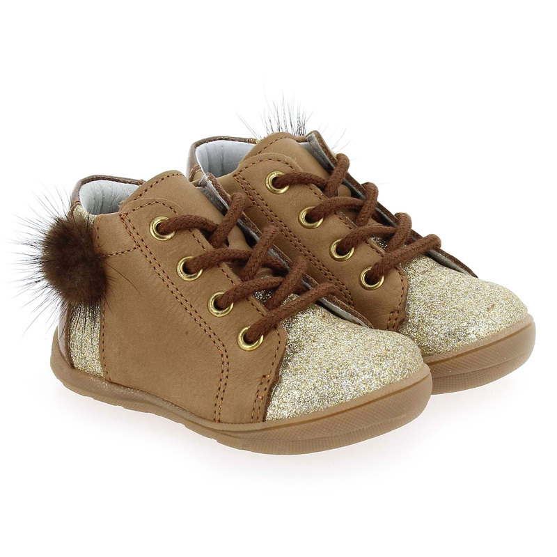 Chaussure Bellamy AMY camel couleur Camel Or - vue 0