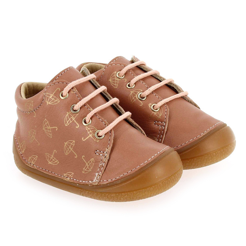 Chaussure Babybotte ZOHA rose couleur Rose - vue 0