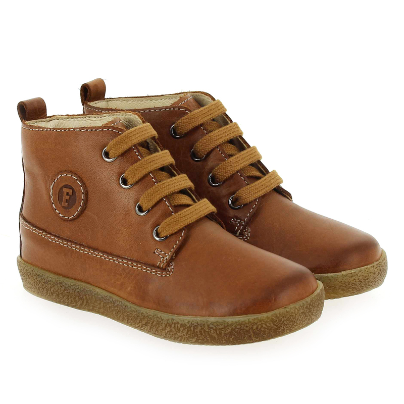 Chaussure Falcotto by Naturino CELIO camel couleur Camel - vue 0