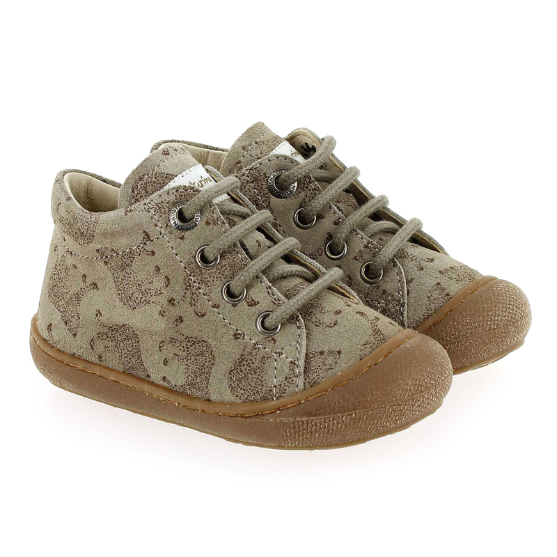 Chaussure Falcotto by Naturino COCOON beige couleur Taupe - vue 0