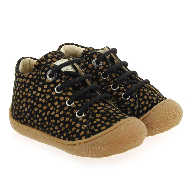 Chaussure Falcotto by Naturino COCOON noir couleur Noir Or - vue 0