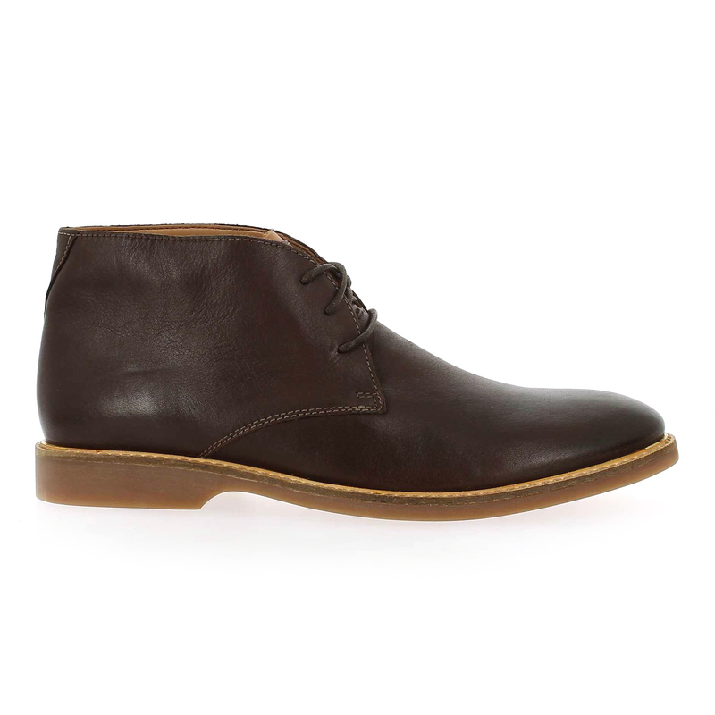 Chaussure Clarks ATTICUS LIMIT marron couleur Marron - vue 1