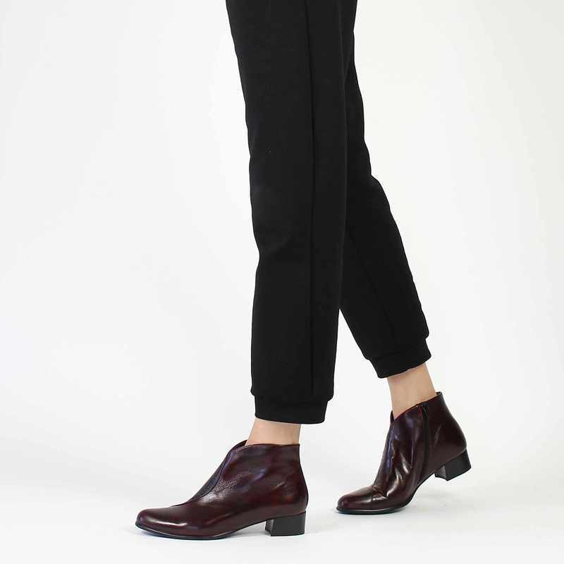 Chaussure Everybody 14789 rouge couleur Bordeaux  - vue 0