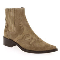 Chaussure Muratti modèle REDBAY, Taupe - vue 0