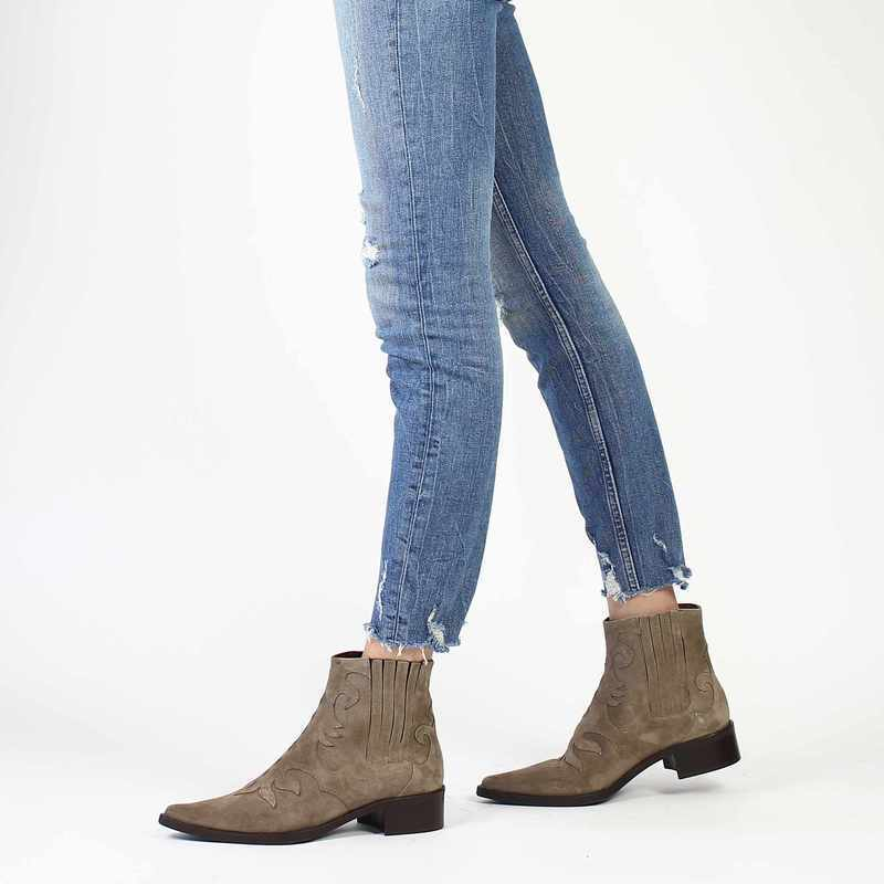 Chaussure Muratti REDBAY beige couleur Taupe - vue 0