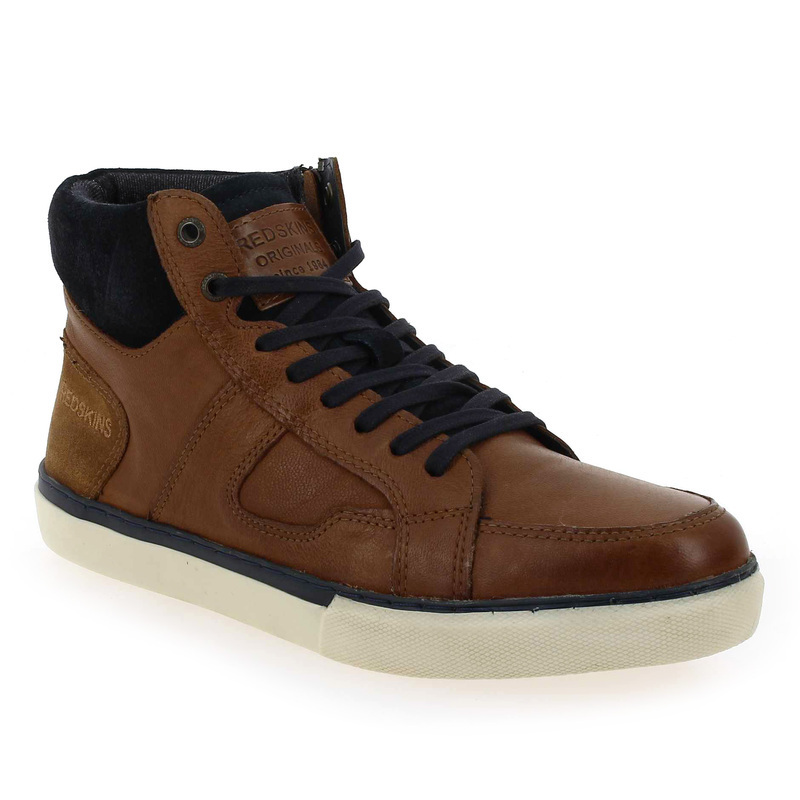 Réf61680 Chaussure Cizain Homme Redskins 01 6168001 Chaussures Camel Pour EW2YDeH9I