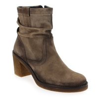 Chaussure Dorking modèle 7998 REBE, Taupe - vue 0