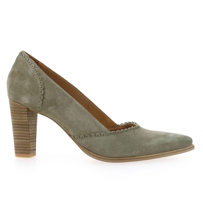 Chaussure Myma 2927 beige couleur Taupe - vue 1