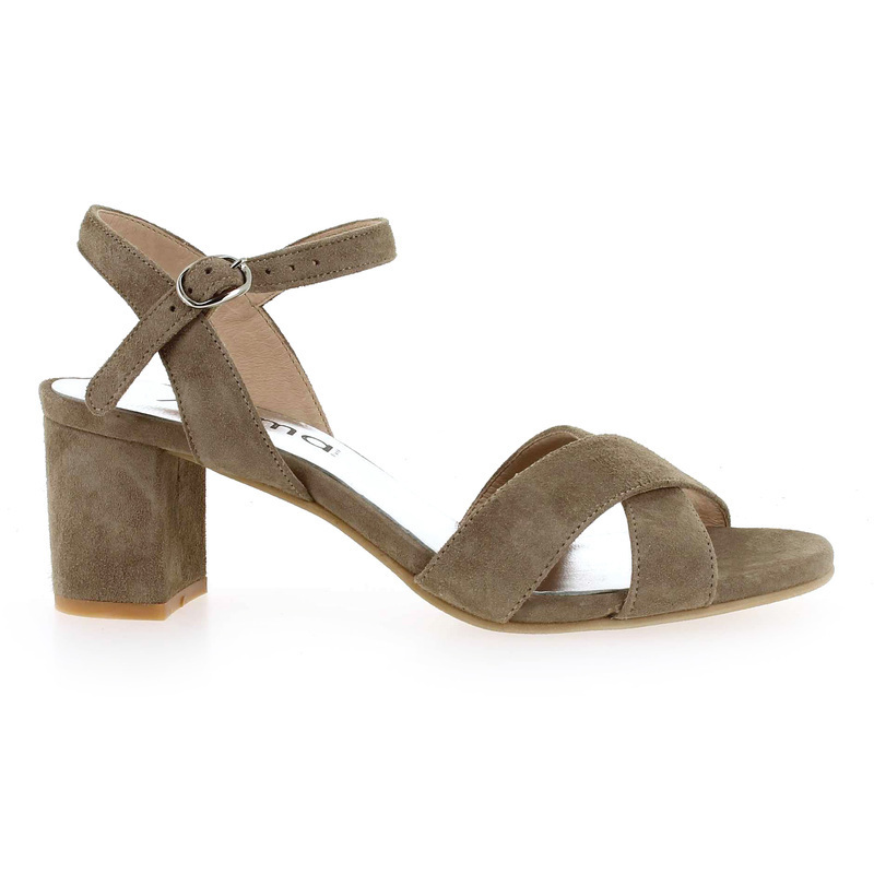 Chaussure Myma 3031 beige couleur Taupe - vue 1