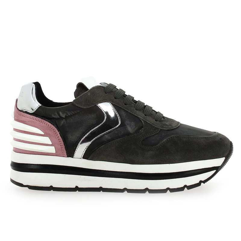 Chaussure Voile Blanche MAY POWER gris couleur Gris Rose - vue 1