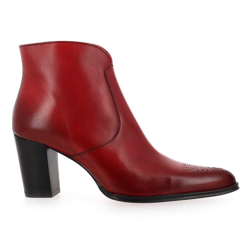 Chaussure Muratti REDFIELD rouge couleur Rouge - vue 1