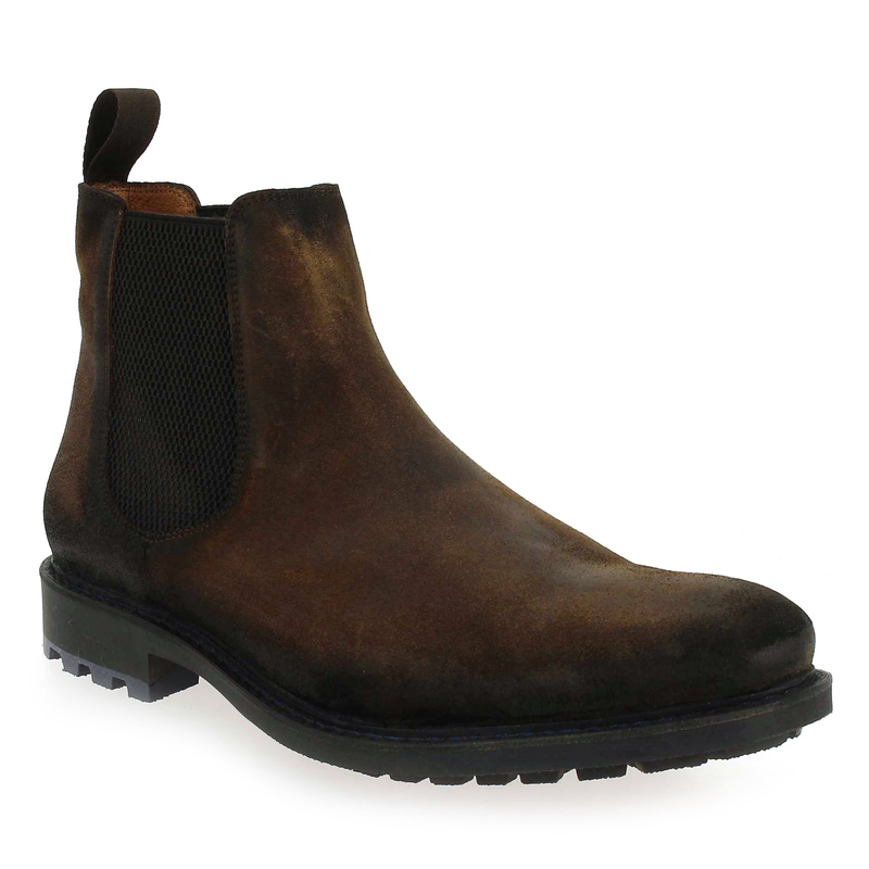 Boots Homme Brett and Sons 4269 marron Homme