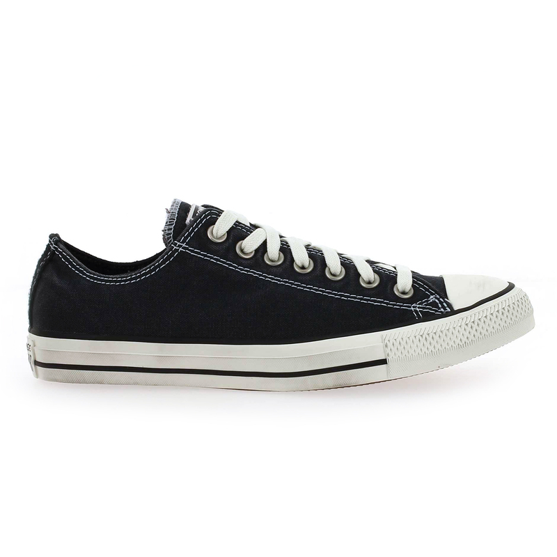 Chaussure Converse CHUCK TAYLOR ALL STAR OX 167961C noir couleur Anthracite - vue 1