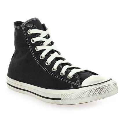 Chaussure Converse modèle CHUCK TAYLOR ALL STAR HI 167960C, Anthracite - vue 0
