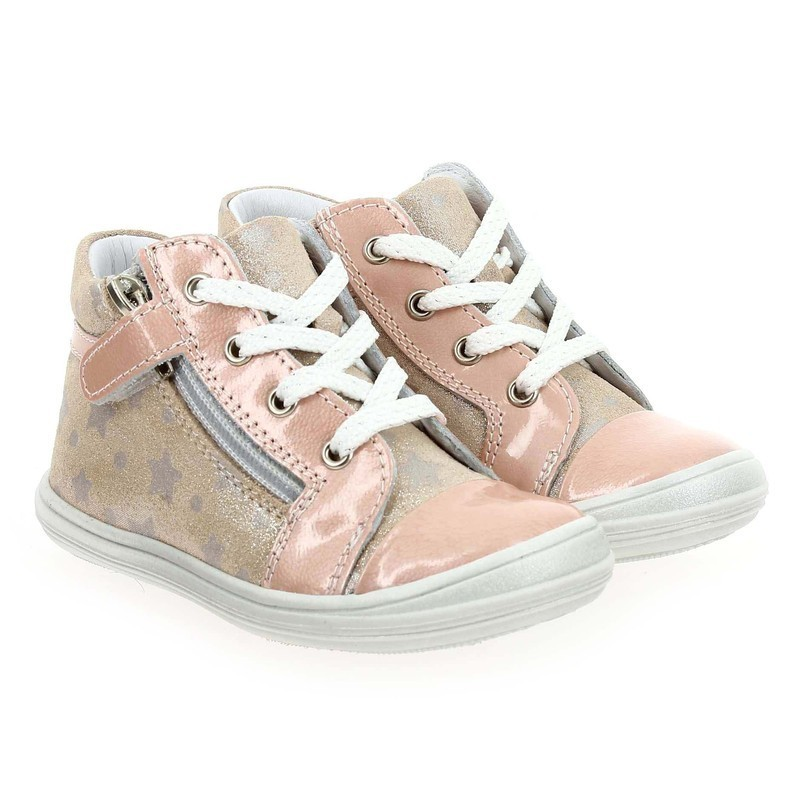 Chaussure Bellamy DIPSY rose couleur Rose Argent - vue 0