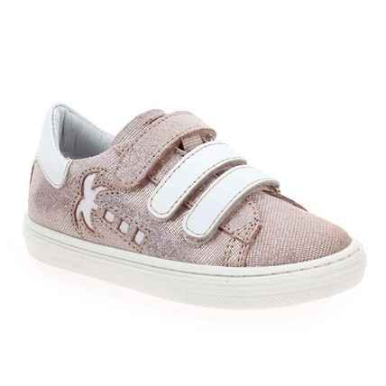 Chaussure Bellamy modèle MELLANY, Rose Blanc - vue 0