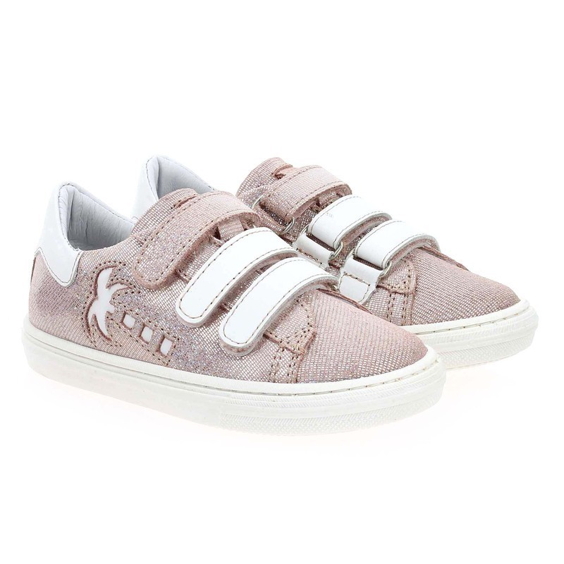 Chaussure Bellamy MELLANY rose couleur Rose Blanc - vue 0