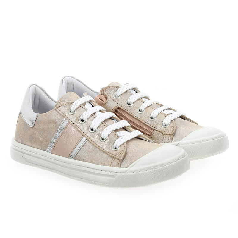 Chaussure Bellamy MAYA rose couleur Rose Argent - vue 0