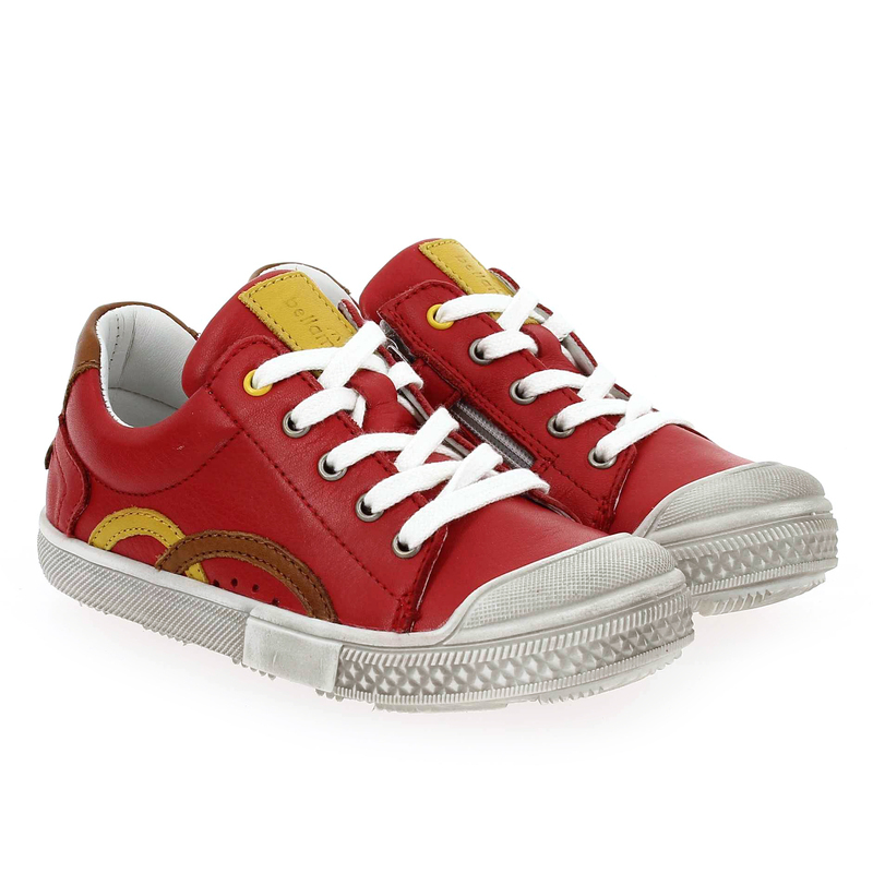 Chaussure Bellamy GIBUS rouge couleur Rouge multi  - vue 0