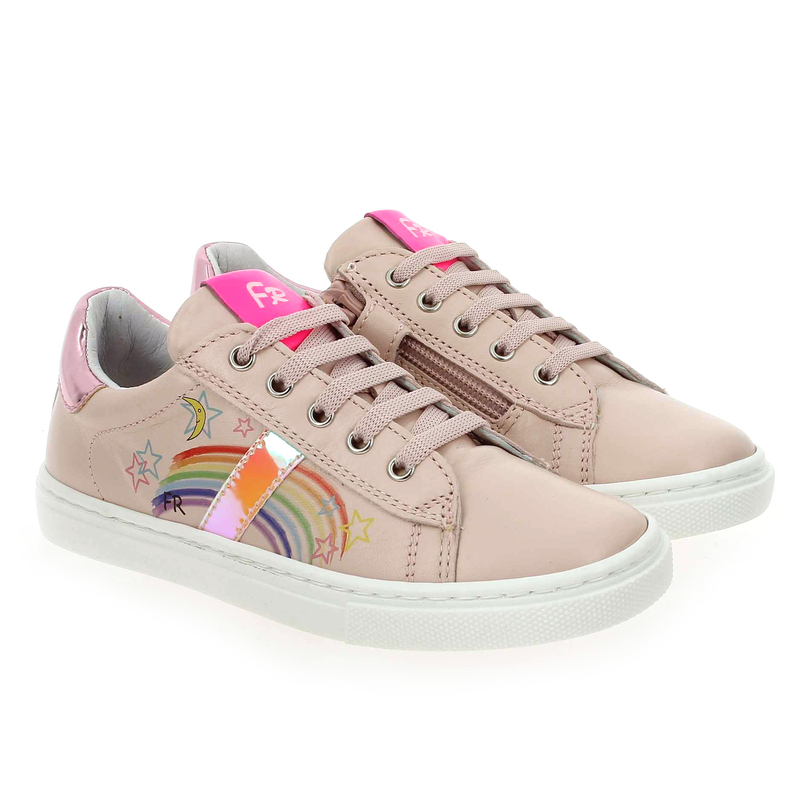 Chaussure FR by Romagnoli 5754 rose couleur Rose Multi - vue 0