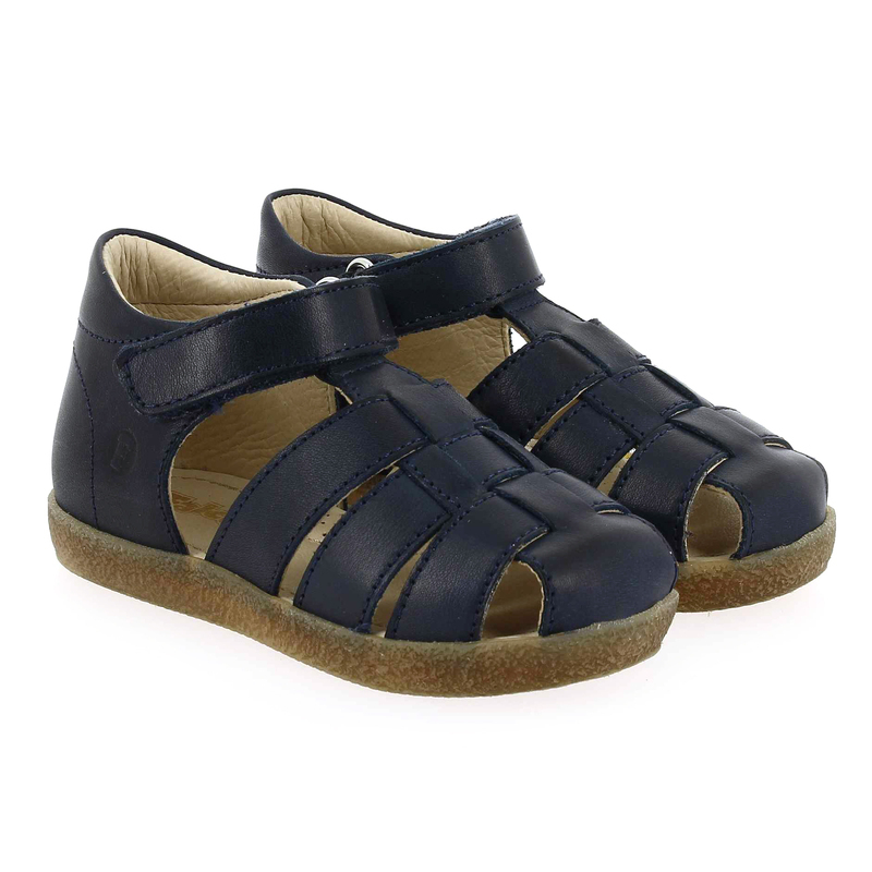 Chaussure Falcotto by Naturino CONNOR bleu couleur Marine - vue 0