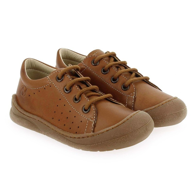 Chaussure Falcotto by Naturino GABBY camel couleur Cognac - vue 0