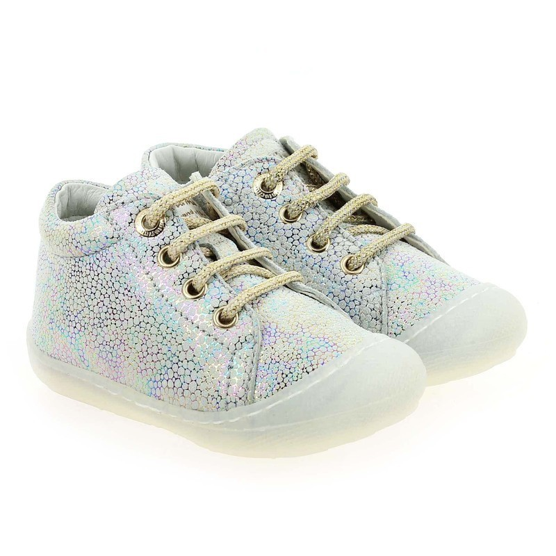 Chaussure Falcotto by Naturino COCOON SS20 argent couleur Argent Multi - vue 0