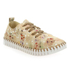 Chaussure Coco & Abricot modèle TYA, Beige Multi - vue 0