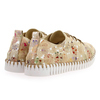 Chaussure Coco & Abricot modèle TYA, Beige Multi - vue 3
