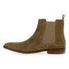 Chaussure Clarks modèle STANFORD TOP, Taupe - vue 2