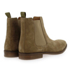 Chaussure Clarks modèle STANFORD TOP, Taupe - vue 3