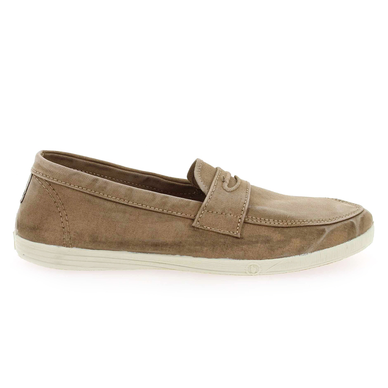 Chaussure Natural world 316E beige couleur Taupe  - vue 1