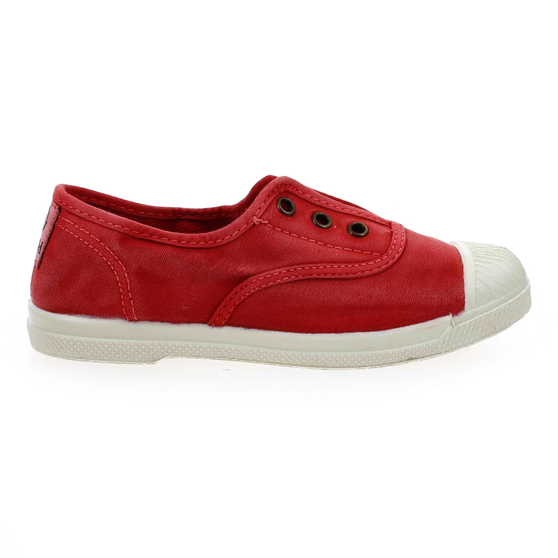 Chaussure Natural world 470 E rouge couleur Rouge - vue 1