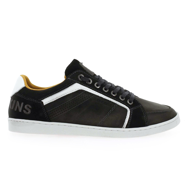Chaussure Redskins ORMANO noir couleur Anthracite Blanc - vue 1